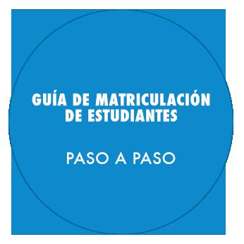 guia de matriculacion